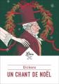 Couverture Un chant de Noël / Le drôle de Noël de Scrooge / Cantique de Noël Editions Librio 2018