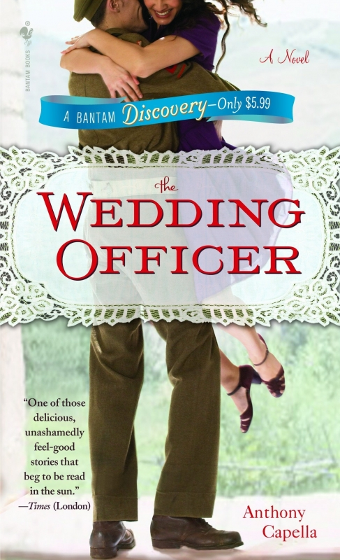 Couverture The Wedding Officer