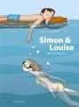 Couverture Simon et Louise Editions Sarbacane 2017
