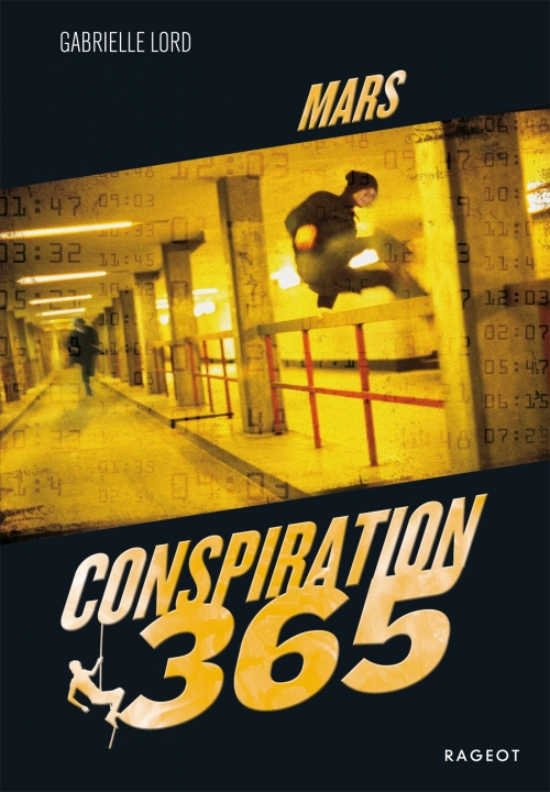 Couverture Conspiration 365, tome 03 : Mars
