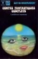 Couverture Contes Fantastiques Complets Editions Marabout 1973