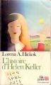 Couverture L'histoire d'Helen Keller Editions Folio  (Junior) 1987
