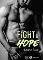 Couverture Fight & Hope Editions Addictives (Luv) 2018
