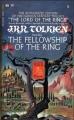 Couverture Le Seigneur des Anneaux, tome 1 : La communauté de l'anneau / La fraternité de l'anneau Editions Ballantine Books 1967