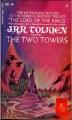 Couverture Le Seigneur des Anneaux, tome 2 : Les deux tours Editions Ballantine Books 1967