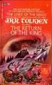 Couverture Le Seigneur des Anneaux, tome 3 : Le retour du roi Editions Ballantine Books 1967