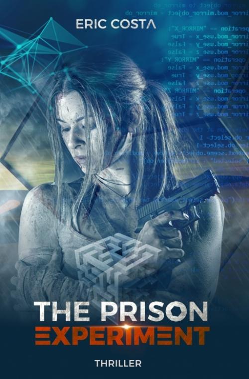 Couverture The prison experiment, tome 1