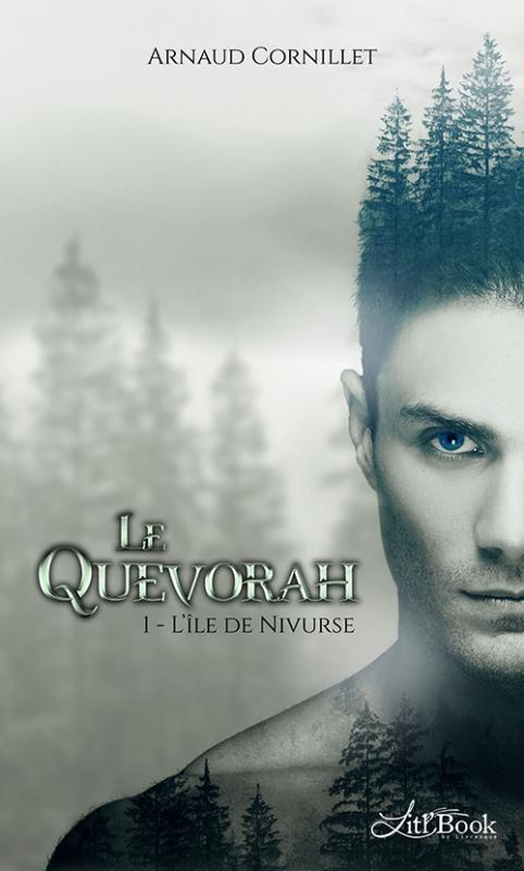 Couverture Les Portes du Quevorah, tome 1 : L'île de Nivurse / Le Quevorah, tome 1 : L'Île de Nivurse