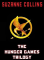 Couverture Hunger Games, intégrale Editions Scholastic 2011