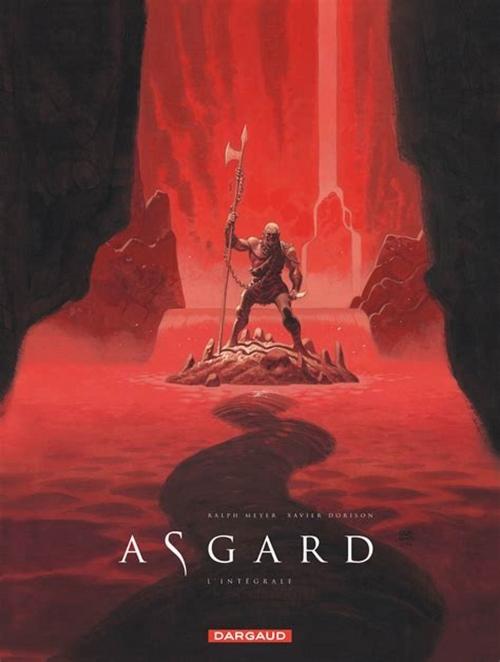 Couverture Asgard, intégrale