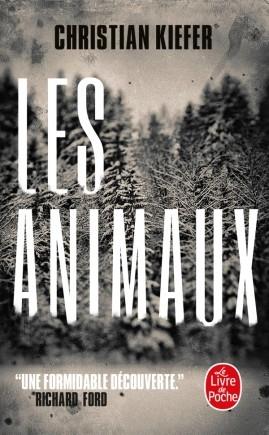 Couverture Les animaux
