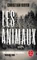 Couverture Les animaux Editions Le Livre de Poche 2019