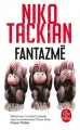 Couverture Fantazmë Editions Le Livre de Poche 2019