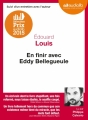 Couverture En finir avec Eddy Bellegueule Editions Audiolib 2014
