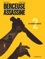 Couverture Berceuse assassine, tome 2 : Les Jambes de Martha Editions Dargaud 2018