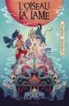 Couverture L'Oiseau et la lame Editions Albin Michel 2019