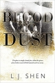 Couverture Blood to Dust Editions CreateSpace 2016