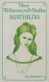 Couverture Mathilda Editions Des Femmes 1984