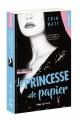 Couverture Les héritiers, tome 1 : La princesse de papier Editions Hugo & cie (Poche - New romance) 2019