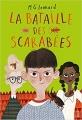 Couverture La bataille des scarabées Editions Seuil 2018