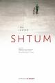 Couverture Shtum Editions Stéphane Marsan 2019