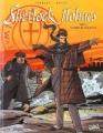 Couverture Sherlock Holmes (Soleil), tome 4 : Le Secret de l'île d'Uffa Editions Soleil 2001