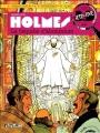 Couverture Sherlock Holmes (B.Détectives), tome 3 : La béquille d'aluminium Editions Lefrancq 1993