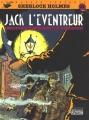 Couverture Sherlock Holmes (B.Détectives), tome 4 : Jack l'Éventreur Editions Lefrancq 1994