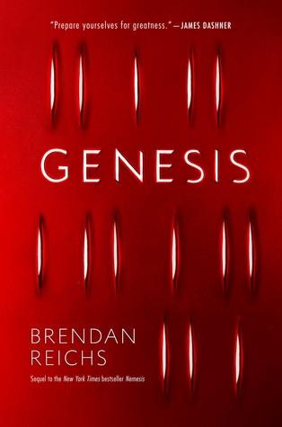 Couverture Project Nemesis, book 2: Genesis