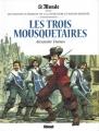 Couverture Les Trois Mousquetaires (BD) Editions Glénat (Les incontournables de la littérature en BD) 2018