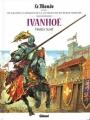 Couverture Ivanhoé (BD) Editions Glénat (Les incontournables de la littérature en BD) 2018