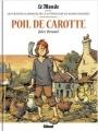 Couverture Poil de Carotte (BD) Editions Glénat 2018