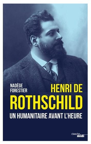 Couverture Henri de Rothschild