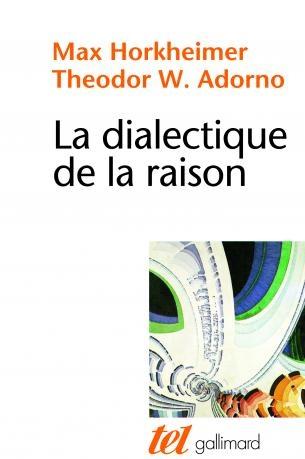 Couverture La dialectique de la raison