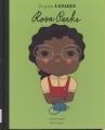 Couverture De petite à grande : Rosa Parks Editions La courte échelle 2018