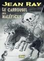 Couverture Le carrousel des maléfices Editions Alma 2018