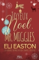 Couverture Joyeux Noël, Mr. Miggles Editions MxM Bookmark (Romance) 2018