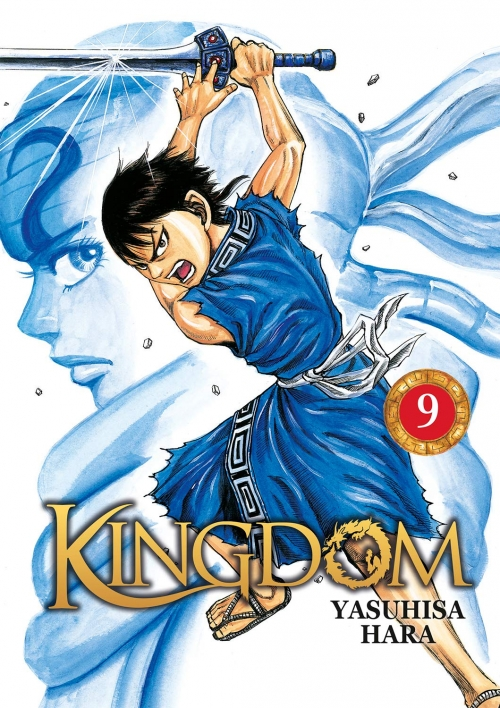 Couverture Kingdom, tome 09