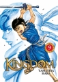 Couverture Kingdom, tome 09 Editions Meian 2018