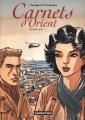 Couverture Carnets d'Orient, intégrale, tome 2 : Second cycle Editions Casterman 2011