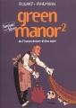Couverture Green Manor, tome 2 : De l'inconvénient d'être mort Editions Dupuis (Humour libre) 2002