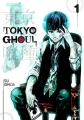 Couverture Tokyo Ghoul, tome 01 Editions Viz Media 2015