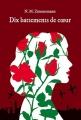 Couverture Dix battements de coeur Editions L'École des loisirs 2019
