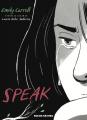 Couverture Speak Editions Rue de Sèvres 2019