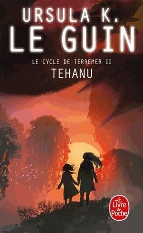 Couverture Terremer / Le Cycle de Terremer, tome 2 : Tehanu