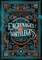 Couverture Engrenages et Sortilèges Editions Rageot 2019