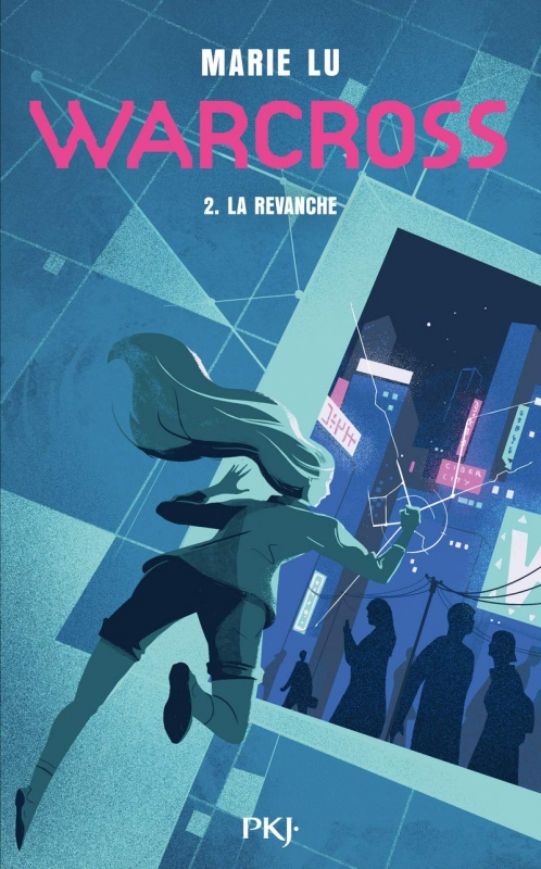 Couverture Warcross, tome 2
