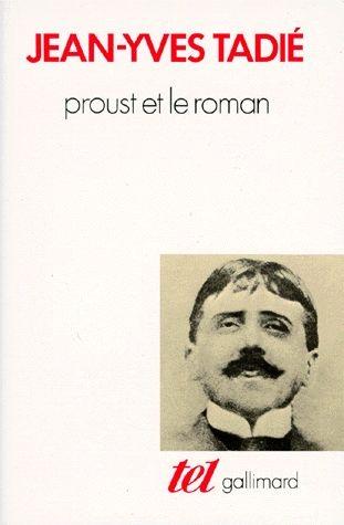 Couverture Proust Et Le Roman