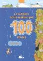 Couverture La maison sous-marine aux 100 étages Editions Philippe Picquier (Jeunesse) 2018