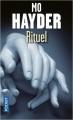Couverture Rituel Editions Pocket 2018